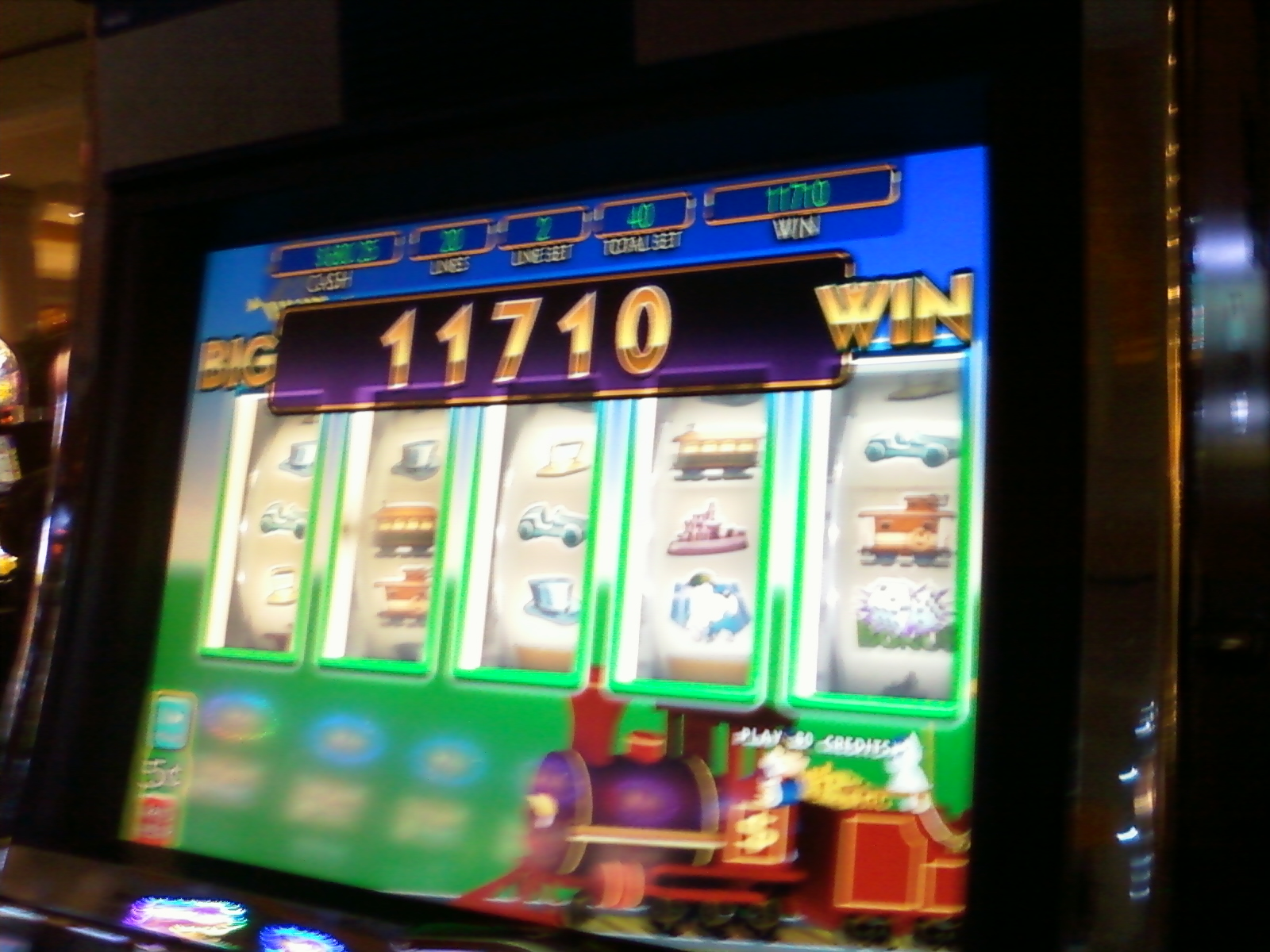 Biggest Slot Win In Vegas